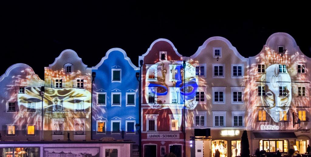 HB-Laser Multimedia-Show