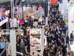 Voller Gänge auf der Best of Events 2016