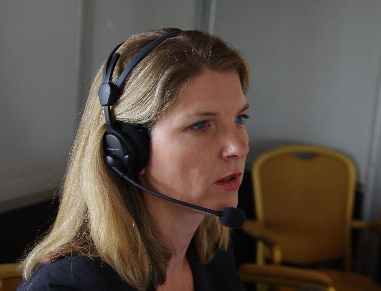 Konferenzdolmetscher Julia Böhm dolmetscher-team
