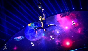 2.-3.12.2015, Dubai; Opening Show World Air Games (WAG) in Dubai. Foto: im|press|ions – Daniel Kaiser
