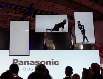 Peter Schaul inszeniert Robotic Screens Show für ISE 2016