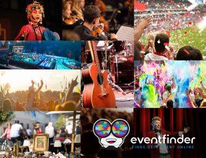 Veranstaltungskalender eventfinder