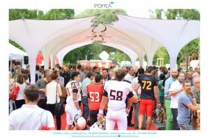 Ipomea Großschirm Eventequipment Veranstaltung