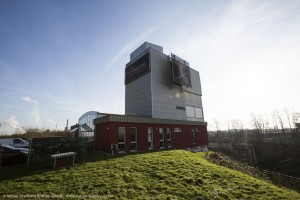Indoor Skydiving Bottrop Windkanal Deutschland einzigartig