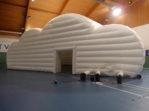 aufblasbare Zelte no problaim
