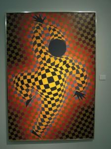 Art Cologne Victor Vaserly, Sans titre, 1987