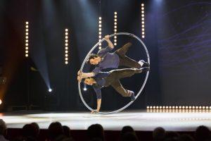 Duo Andre Leo - Duo Cyr Wheel Jean-Babtiste Andre (Frankreich) Robin Leo (Belgien)