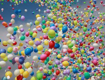 Ballonwelten als Attraktion: Nochmal Kind sein!