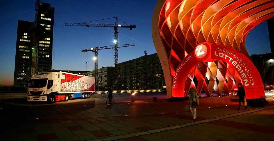 aufblasbare Bögen Inflatables no problaim