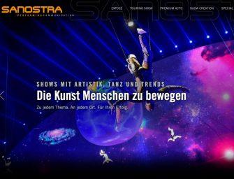 Multimediale Showinszenierungen für Events erleben