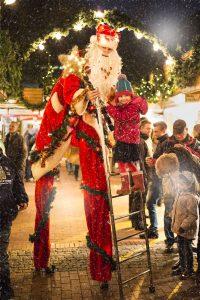 Weihnachtsfeiern und Gala-Events in Eventmoods