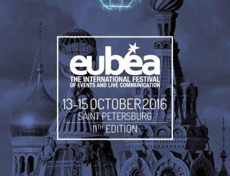 Vom 13. bis 15. Okober ist es wieder soweit – das EuBea Festival findet diesmal in St. Petersburg statt