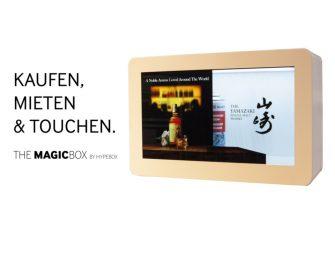 Innovative Produktpräsentationen mit der MAGICBOX