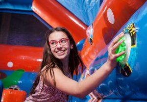 Interaktive Hüpfburgen für Incentives und Teambuildingevents