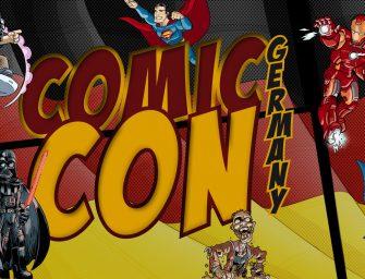 Comic Con Germany: Im Einsatz für Captain America