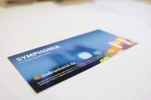Eintrittskarten von diedruckerei.de
