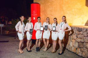 Auch für das Finale von Germany's next Topmodel setzte AirLST das digitale Teilnehmermanagement um
