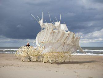 Nachhaltige Kunst: Sanfte Wesen aus der Zukunft
