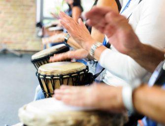 Gemeinsames Arbeiten soll Spaß machen: Personalentwicklung mit Musik