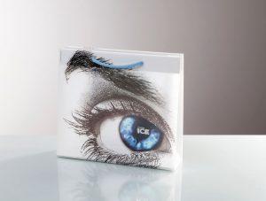 Papiertragetaschen als Eyecatcher