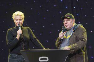 Andreas Schaefer und Andrea Wittwer von der ZAV auf der Best of Events 2017