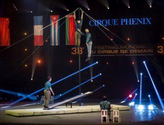 Cirque de Demain 2017 – die besten Circus-Acts junger Artisten aus der ganzen Welt