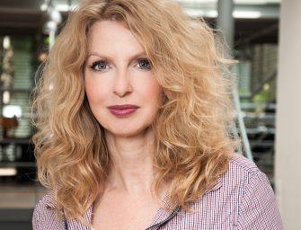 Eventagenturchefin Heike-Melba Fendel schreibt Roman
