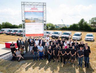 Helot liefert mobiles Klima, Strom und Brandschutz künftig ab Dormagen