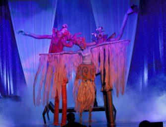 30 Jahre ZEBRA Stelzentheater: Von der Kunst, Größe zu transportieren