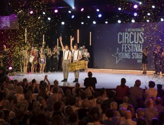 Circus Festival mit viel Networking: Young Stage Basel