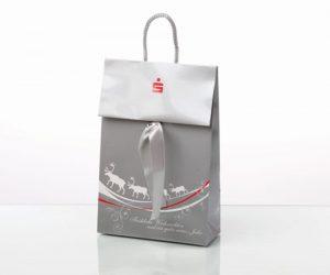 Ist die Papiertasche hochwertig, wird das Event auch als hochwertig empfunden.