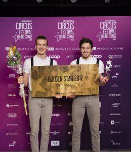 Gewinner Circus Festival