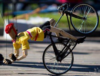 Poesie & Straßenkunst beim Internationalen Kleinkunstfestival Usedom