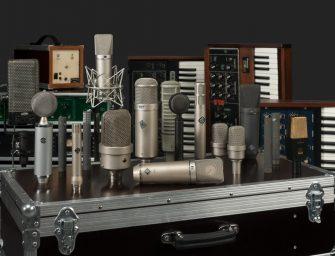 Top-Mikrofone zum Ausleihen bei Echoschall