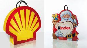 Logo oder Produkt - nahezu alle Formen sind möglich