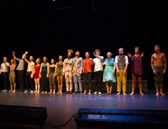 Take off #8 Graduation Acts 4th Year – Codarts Circus Arts Rotterdam