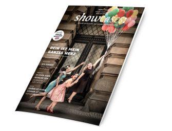 Unterhaltungsmusik für Events: In der neuen Ausgabe von showcases spielt die Musik