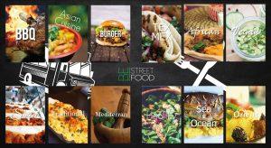Foodtrucks bieten eine riesige Auswahl an kulinarischen Highlights