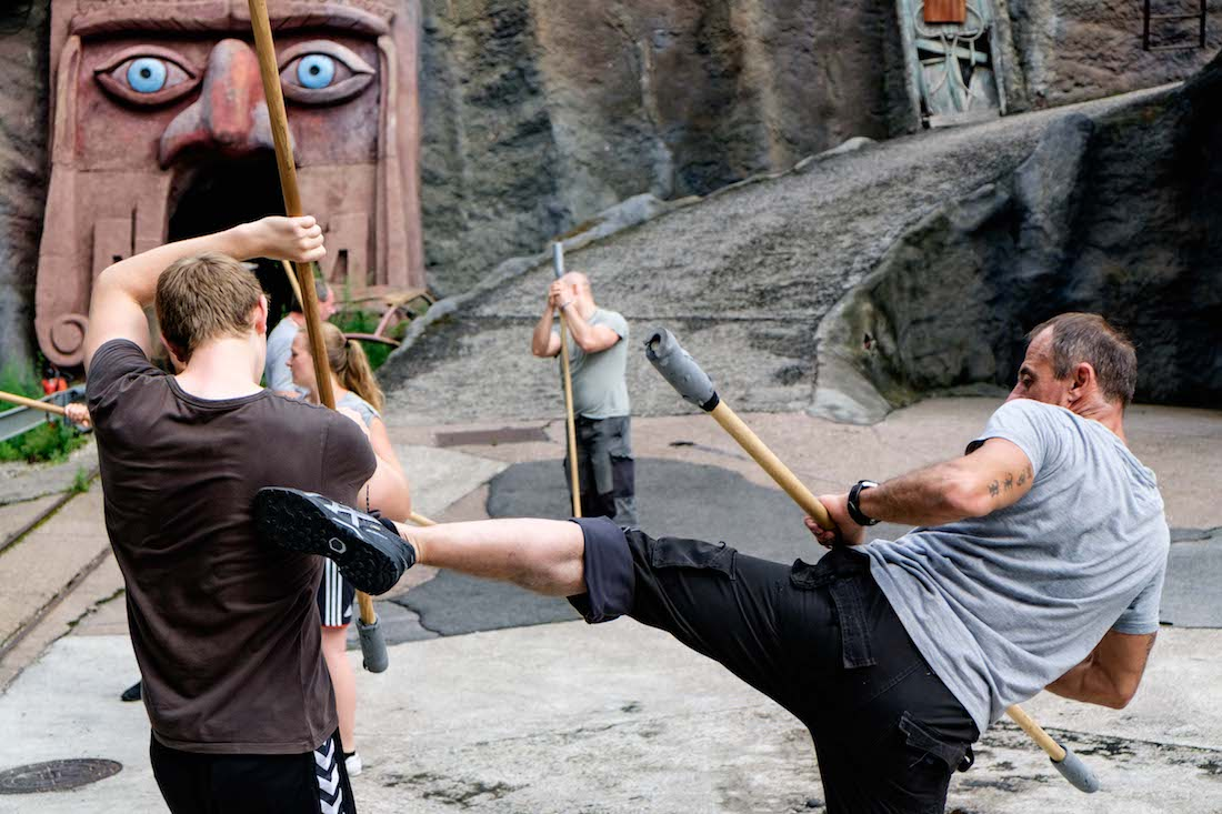 Teambuilding Events Stuntcrew Babelsberg