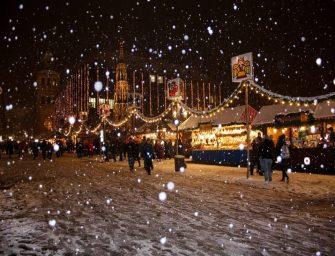 Weihnachtsfeier-Ideen in Hamburg: Dinner-Rallye und Michel-Gala