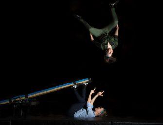 Dana & Kyra – Schleuderbrett-Artistinnen mit Frauenpower