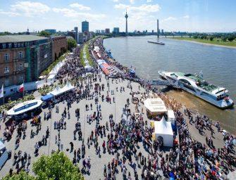 Mobile Infrastruktur für Events von Ohratorium