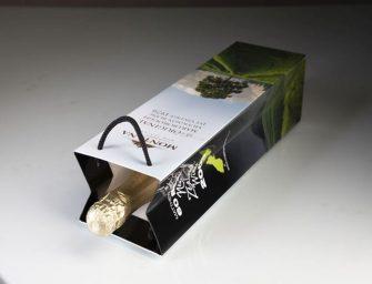 Hochwertige Papiertragetaschen als langlebiges Werbemedium