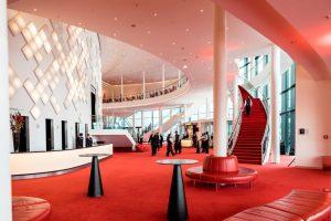 Theater mieten in Hamburg: Das Stage Theater an der Elbe