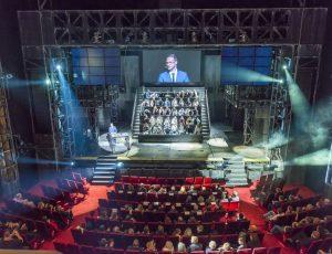Stage Palladium Theater Stuttgart