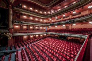 Stage Apollo Theater Stuttgart