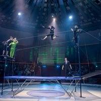 High 5 beim Circus-Festival Budapest