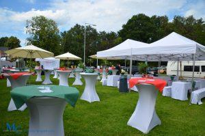 Pro-Tent Eventzelte und Faltzelte