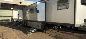 Mo 2, der Allrounder unter den mobilen Büros.