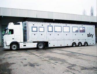 FITOUT: Mobile Büros für Events und Produktionen